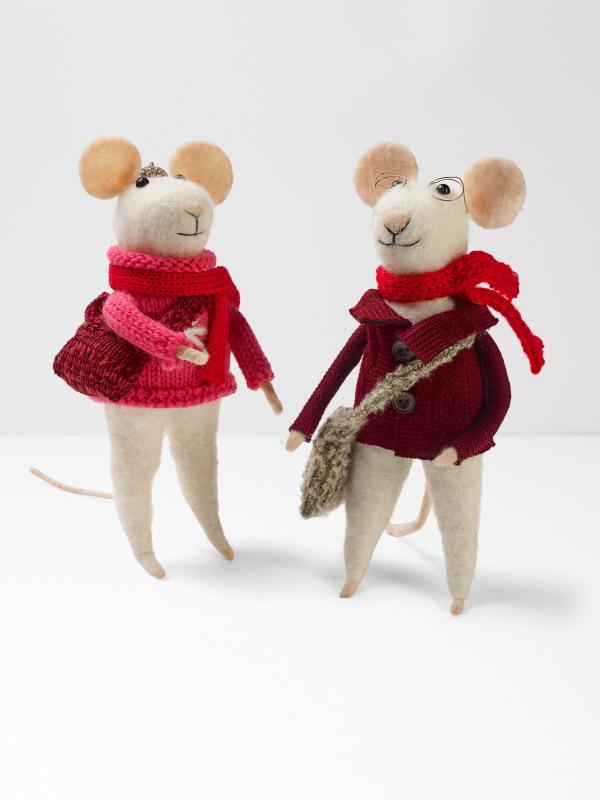 White Stuff Mega Morris Mouse