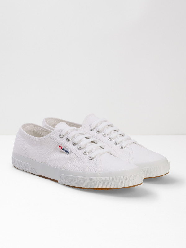 White Stuff Superga Mens Lace Up 2750