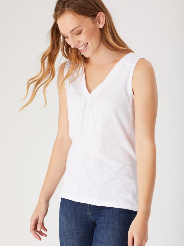 White Stuff Holland Jersey Vest
