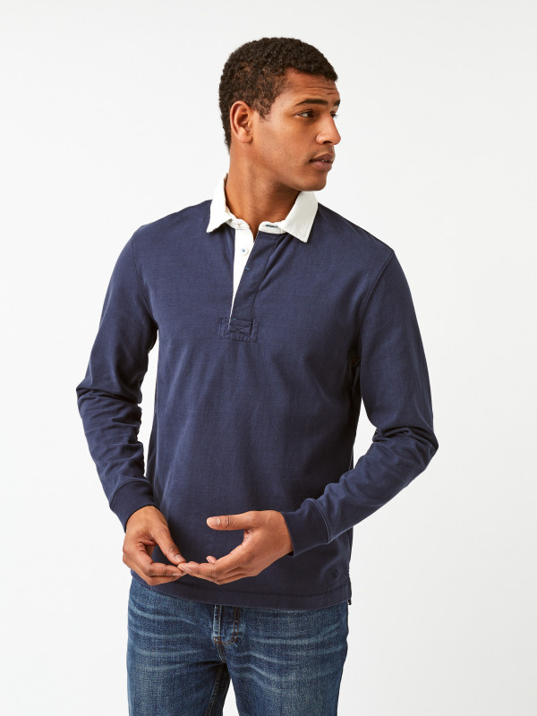 White Stuff Crossfield Long Sleeve Rugby