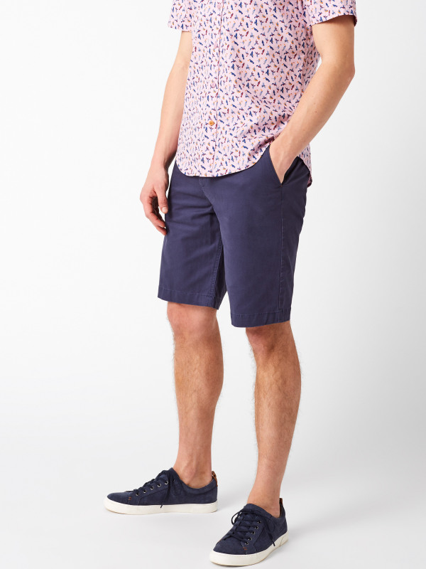 White Stuff Banbury Stretch Chino Short