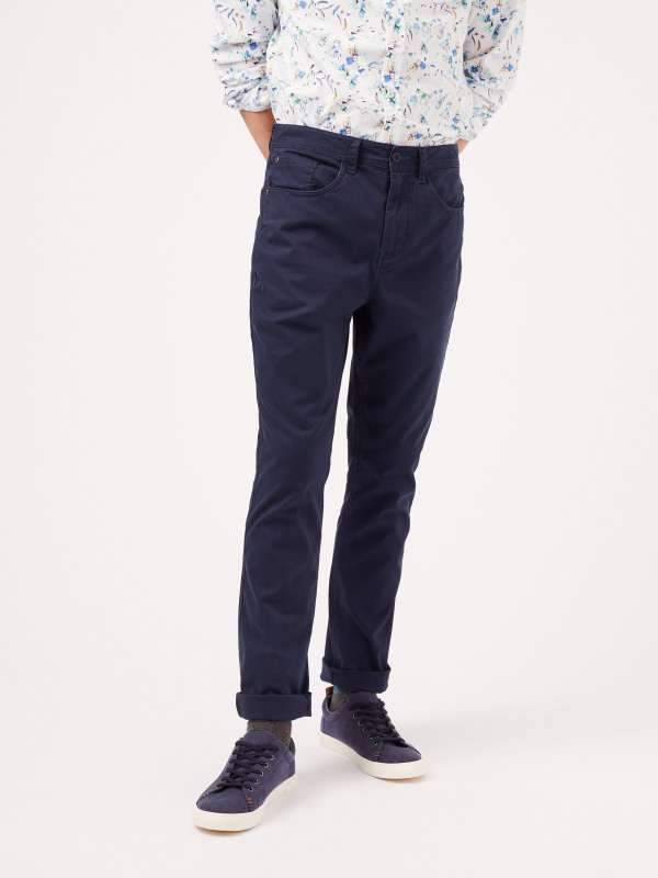 White Stuff Pacora 5 Pocket Trouser