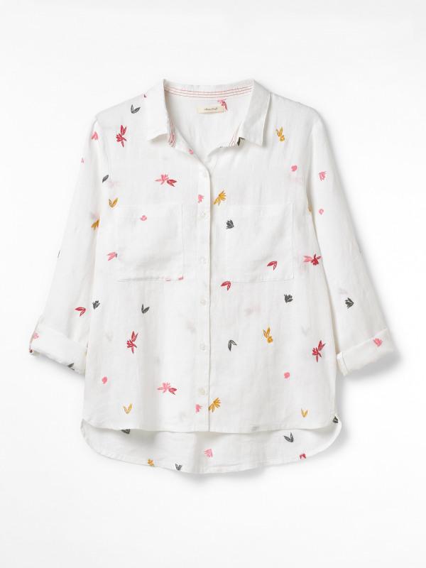 White Stuff Flyaway Shirt