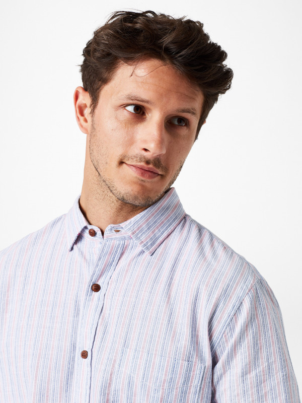 White Stuff Atami Stripe Shirt