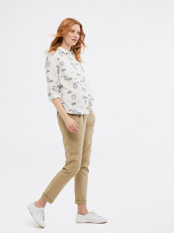 White Stuff Maison Cotton Trouser