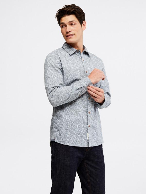 White Stuff Floxer Print Shirt