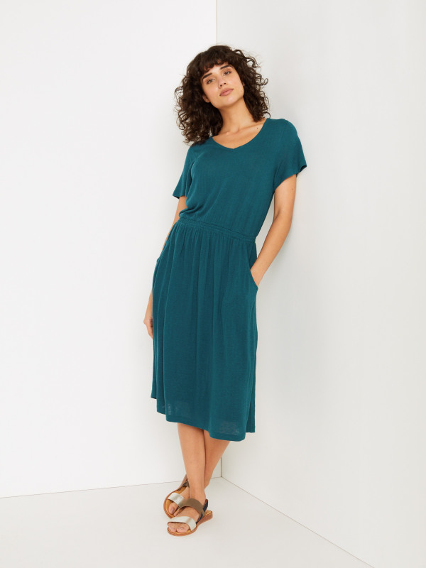 White Stuff Canyon Jersey Dress