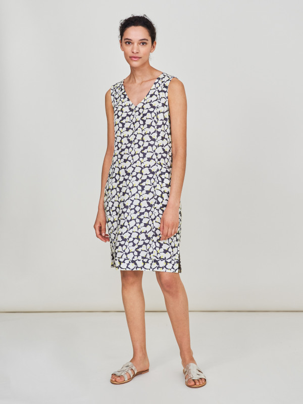 White Stuff Ellinor Linen Dress