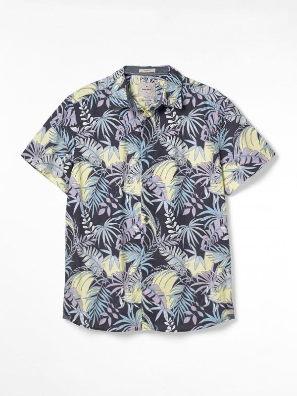 White Stuff Flotta Print Shirt