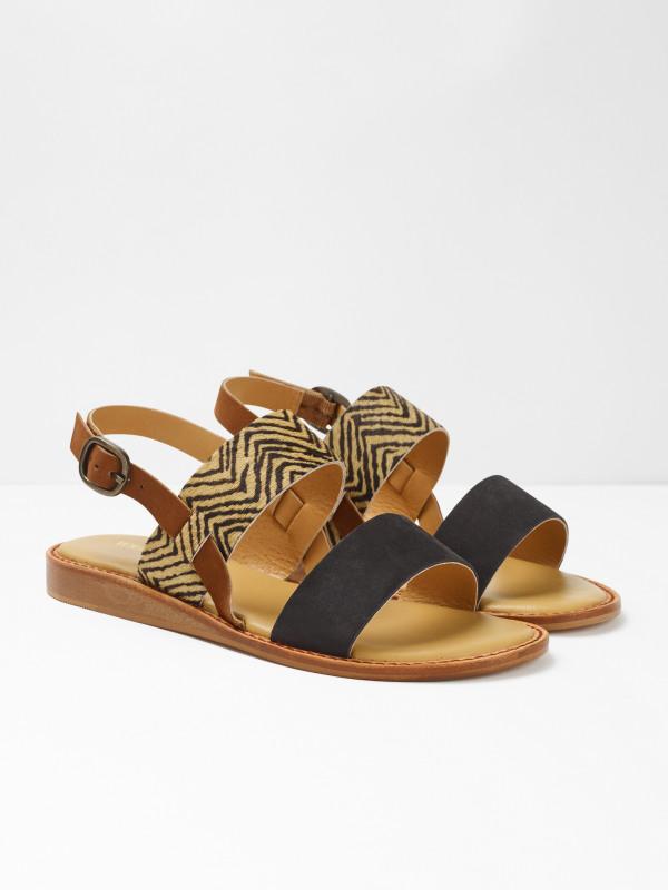 White Stuff Elodie Mini Wedge Sandal