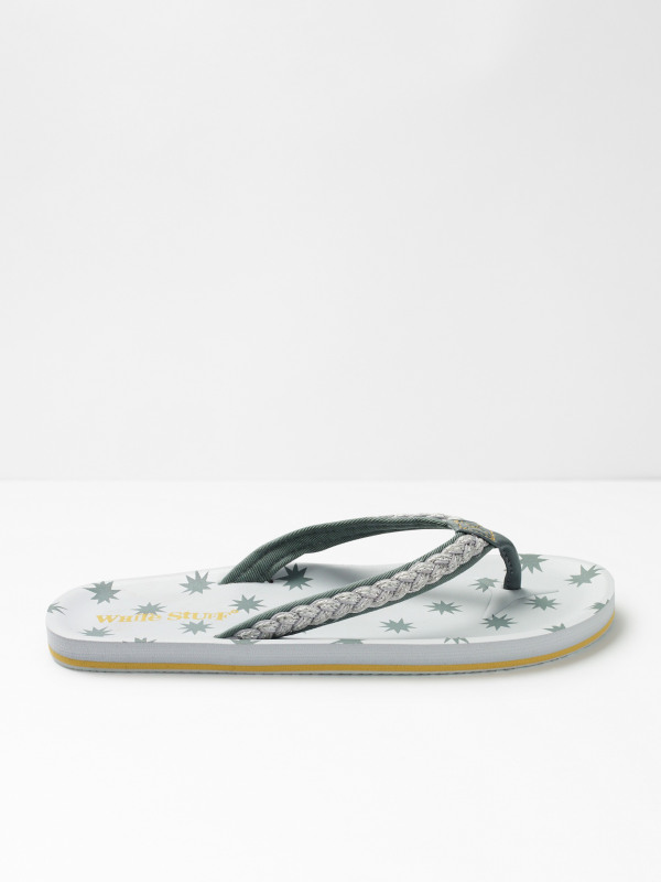 White Stuff Star EVA Flip Flops