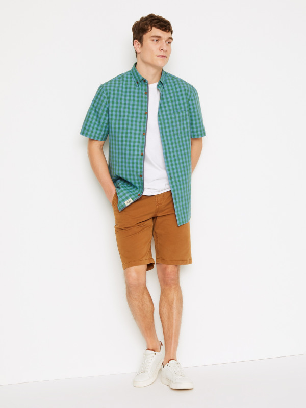 White Stuff Grindle Gingham Check Shirt