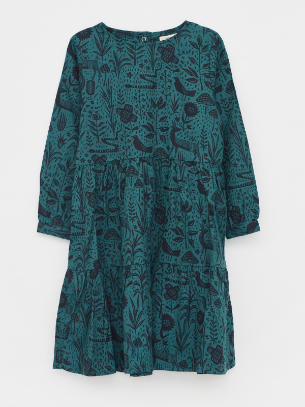 White Stuff Woodland Gathering Midi Dress