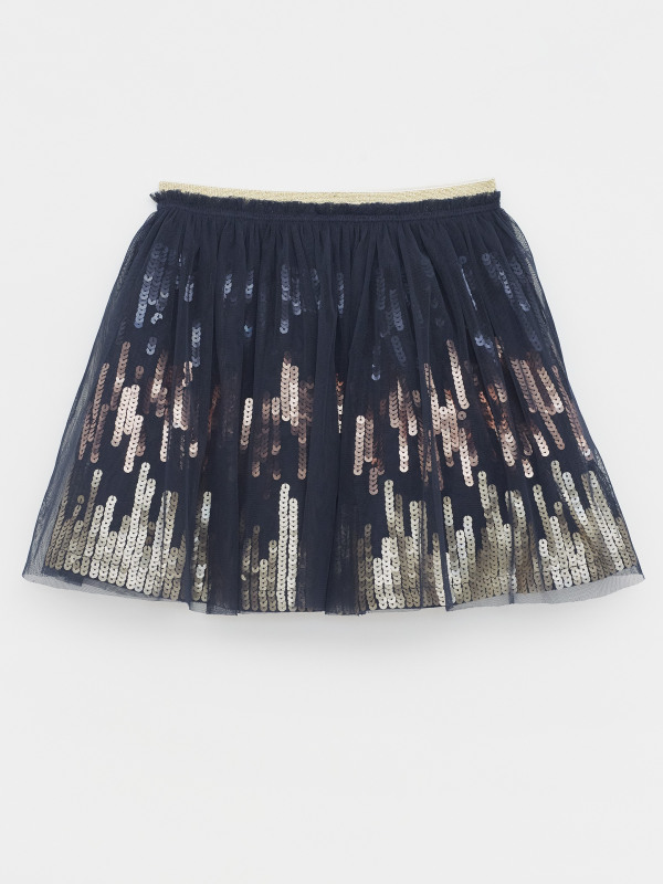 White Stuff Ella Ombre Sequin Skirt