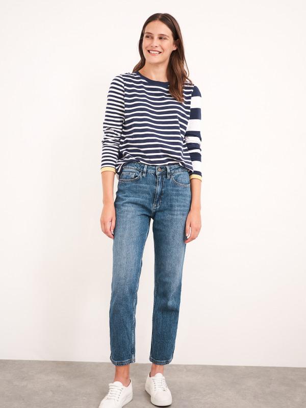 White Stuff Skye Straight 7/8 Jeans
