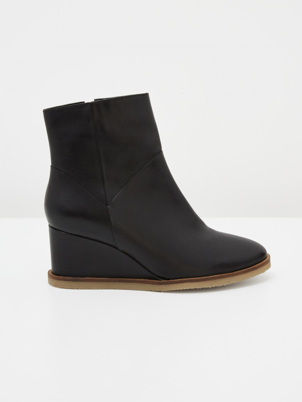 White Stuff Ida Wedge Ankle Boots