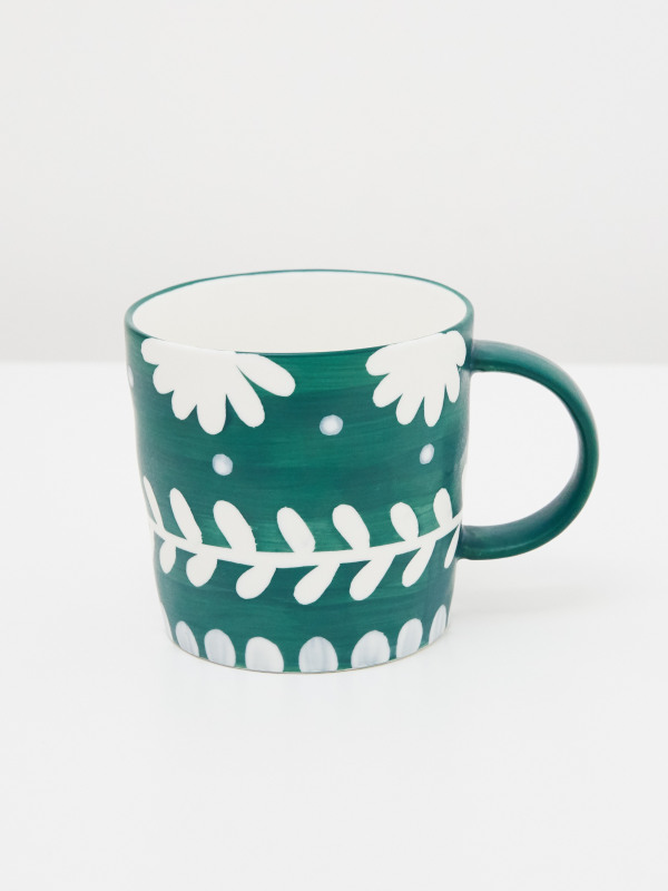 White Stuff Plant Lady Matte Mug