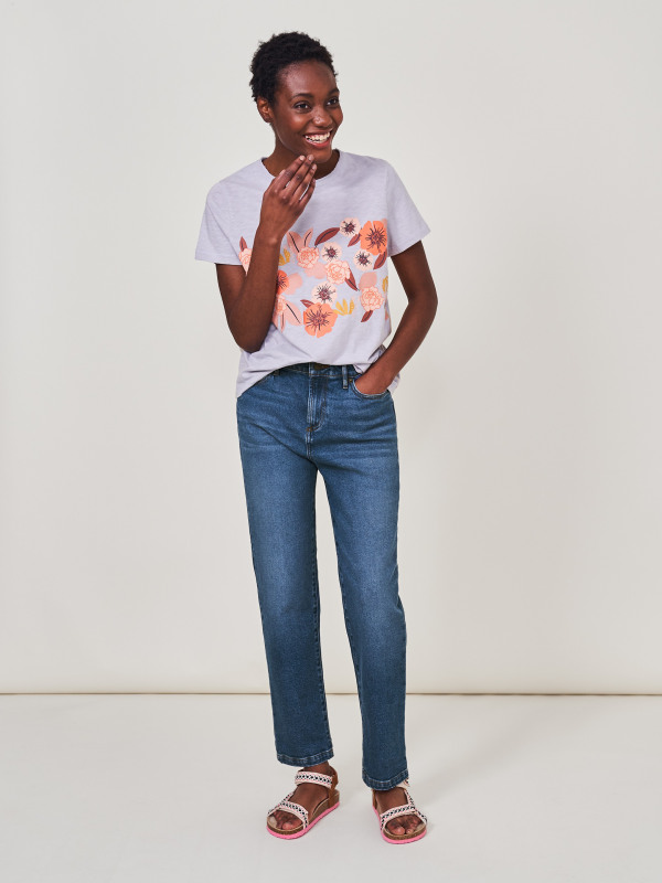 White Stuff Katy Relaxed Slim Jeans
