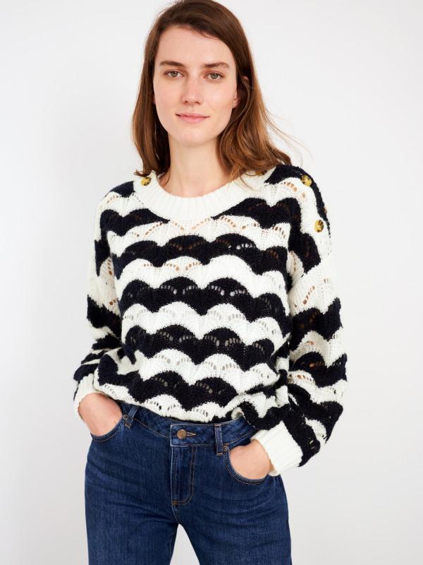 White Stuff Surfs Up Sweater