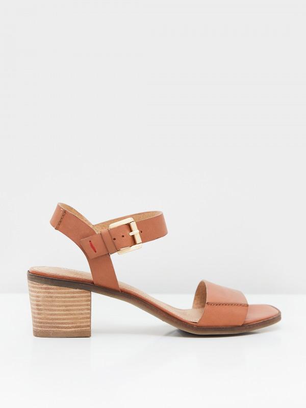 White Stuff Block Heel Sandal