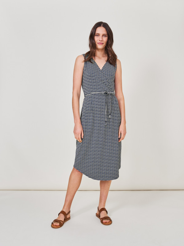 White Stuff Avery Eco Vero Jersey Dress