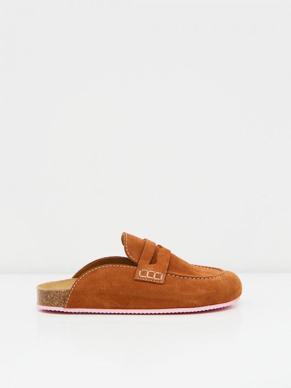 White Stuff Backless Loafer