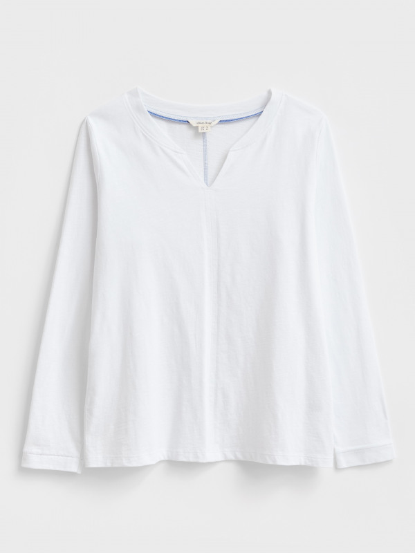 White Stuff Long Sleeve Nelly Tee