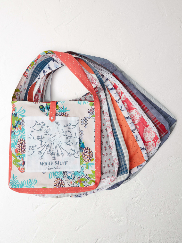 Made For Change Roll Up Bag
