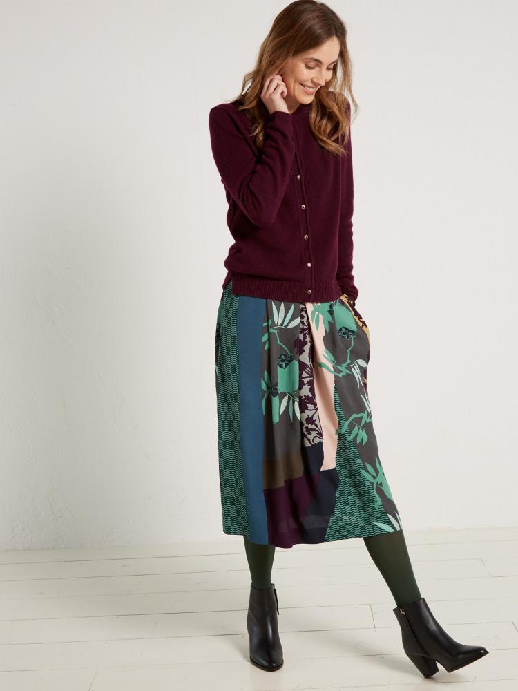 Kyoto Midi Skirt