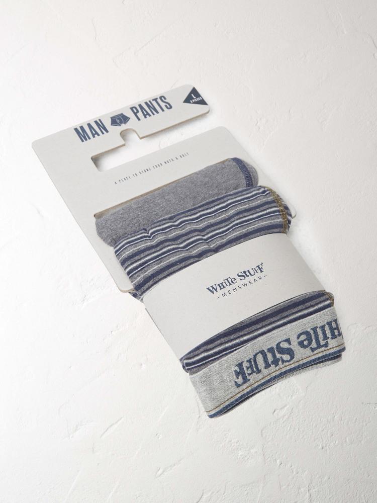 Siesta Stripe Double Pack