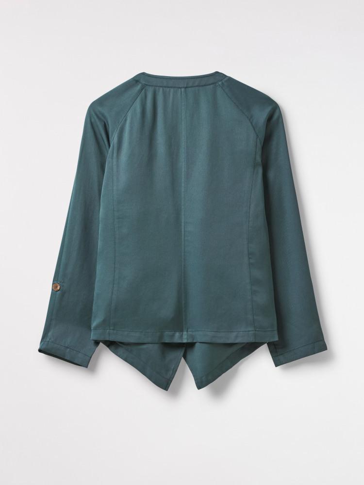 Tencel Waterfall Jacket