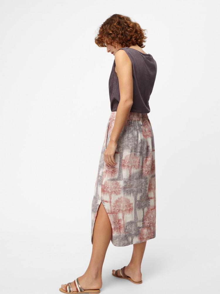 Sahara Crinkle Linen Maxi