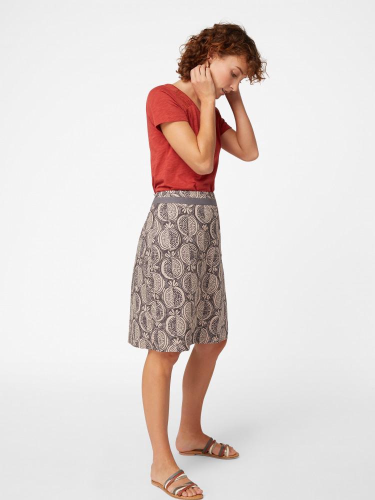 Blanca Emb Reversible Skirt