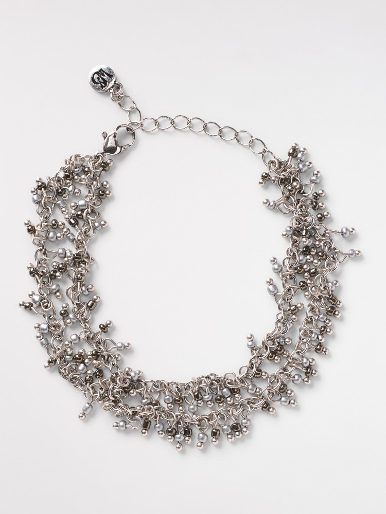 Metal Mossy Bracelet