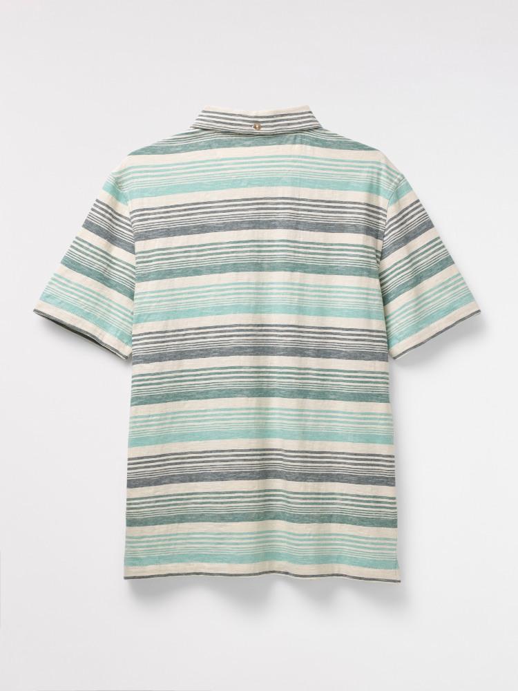 Impulse Stripe Polo