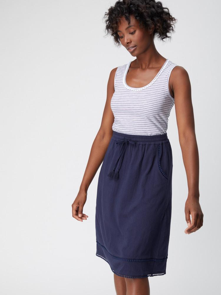 Clea Crinkle Skirt