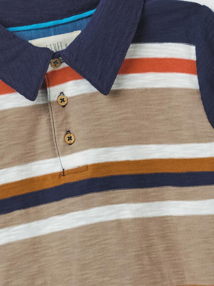Trail Short Sleeve Polo