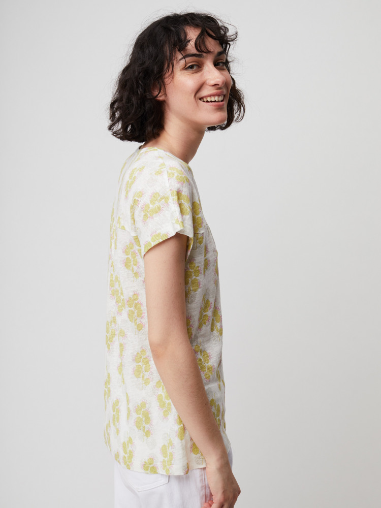 Corrie Linen Jersey Shirt