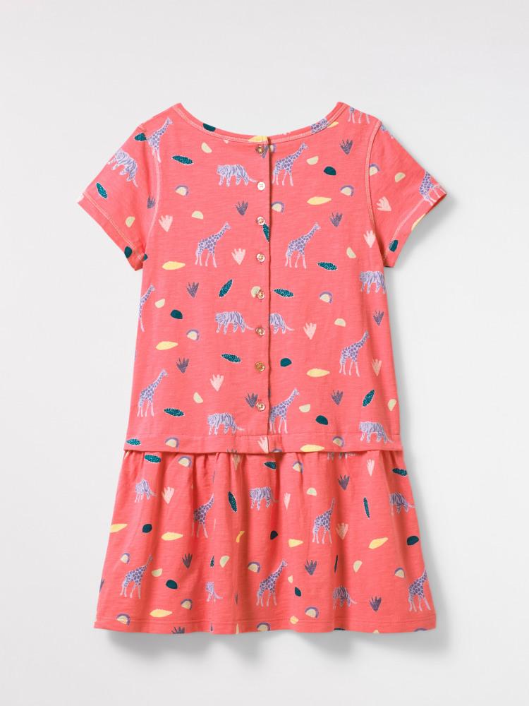 Jungle Jersey Dress