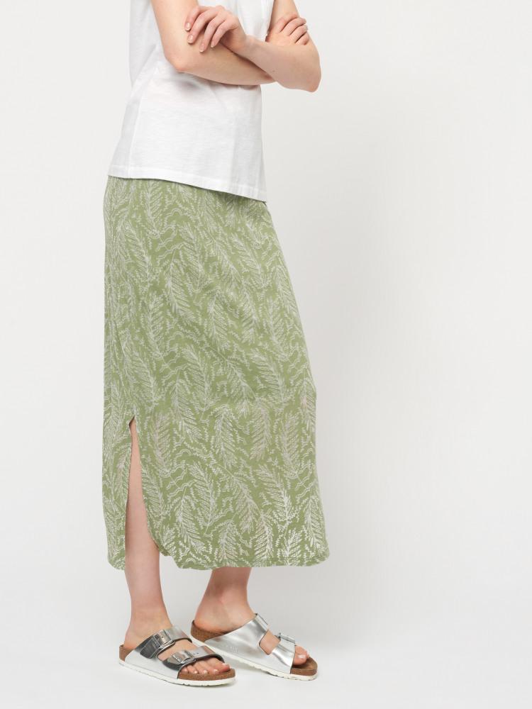 Tivoli Jersey Maxi Skirt