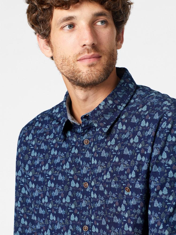 Inwood Indigo Shirt
