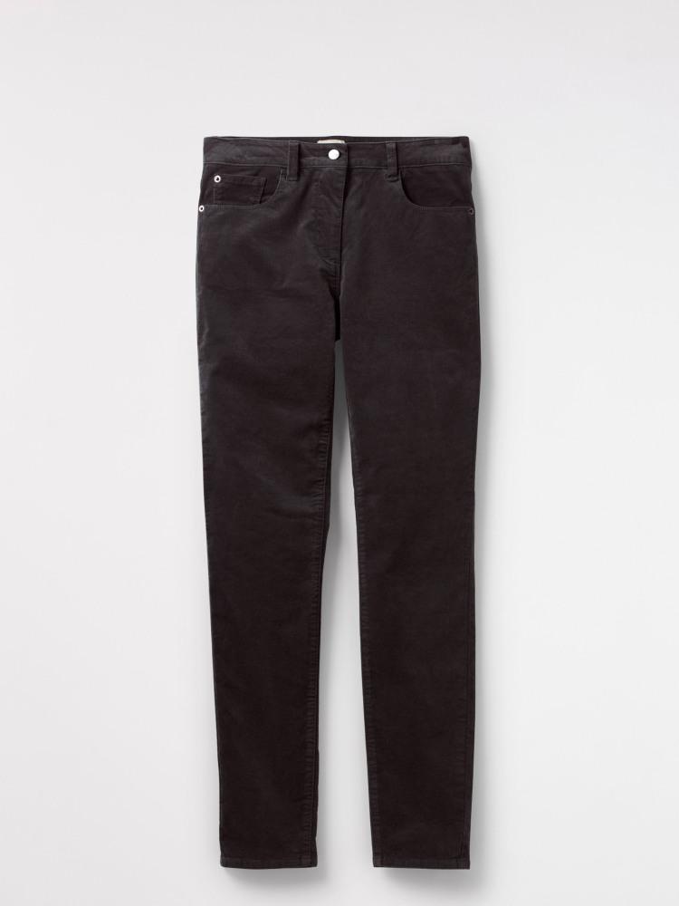Willow Skinny Velvet Trouser