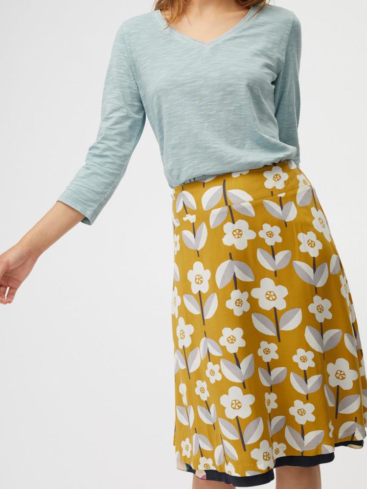 Origami Reversible Skirt