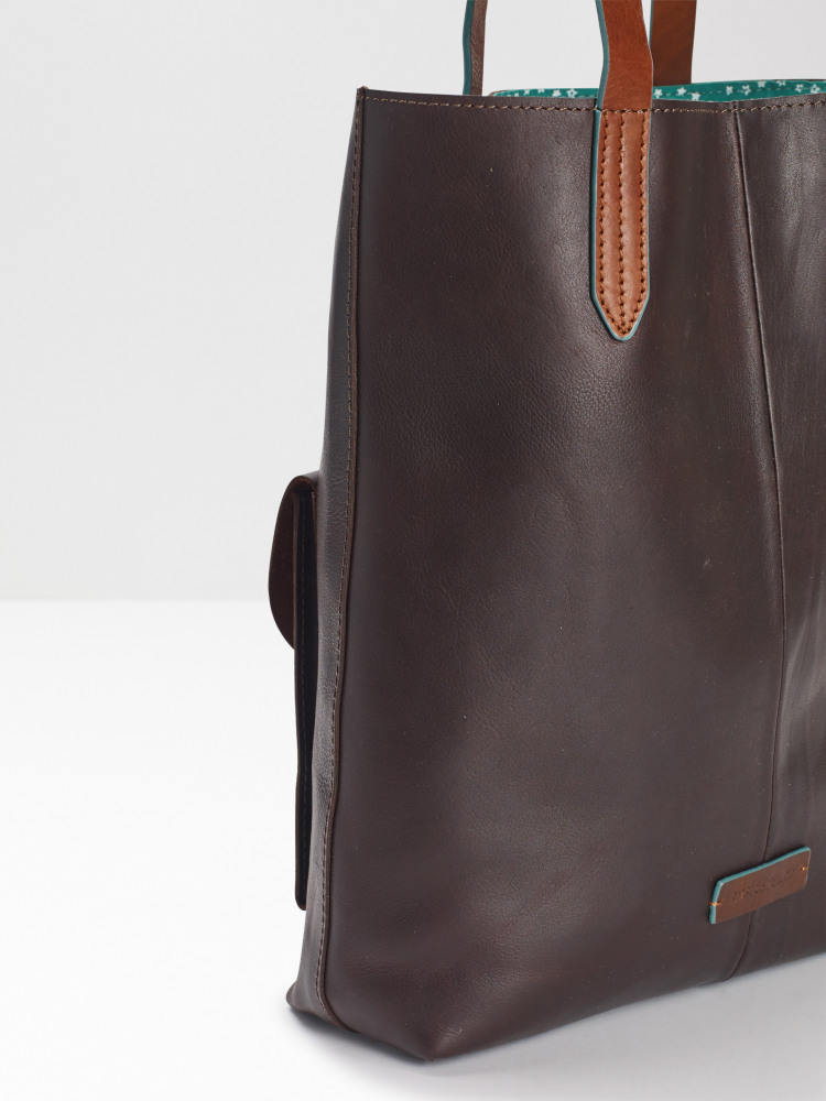 Susie Pull Up Pocket Tote Bag