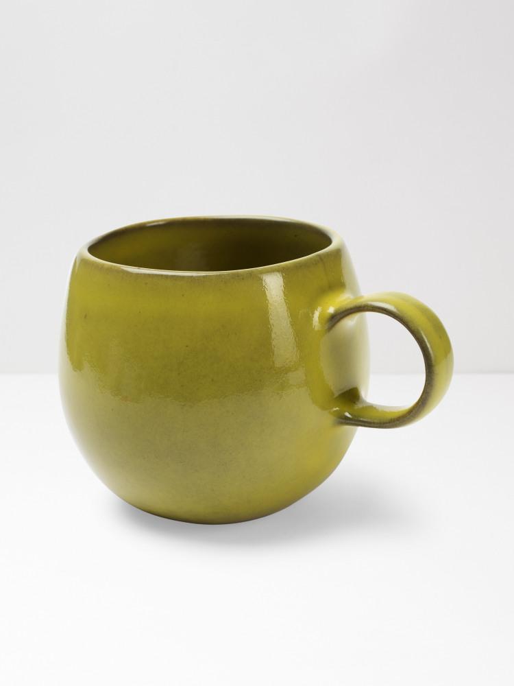Solid Citrus Mug