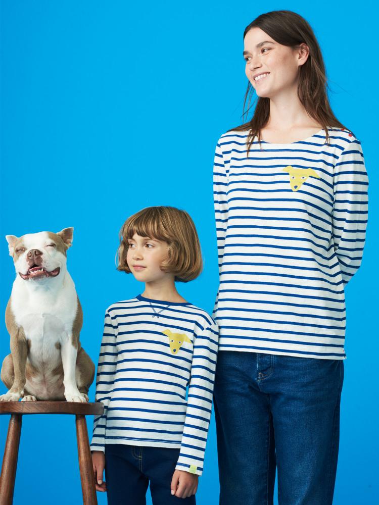 Kids Rover Stripe Tee