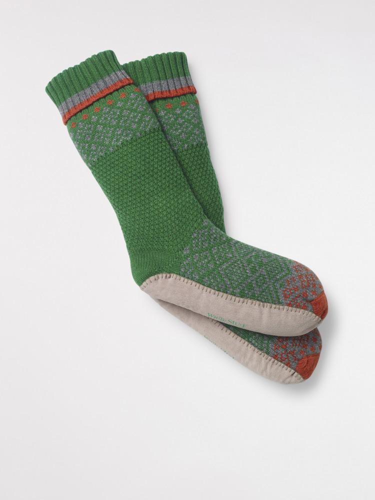 Frankie slipper sock