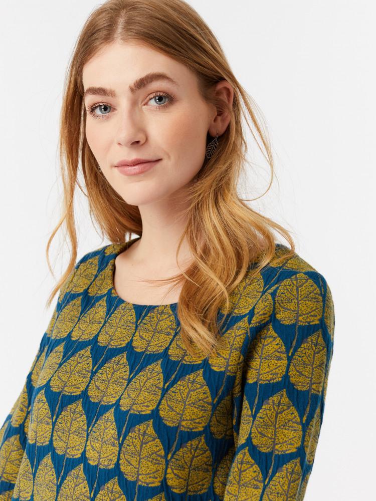 Mercy Print Jersey Tunic