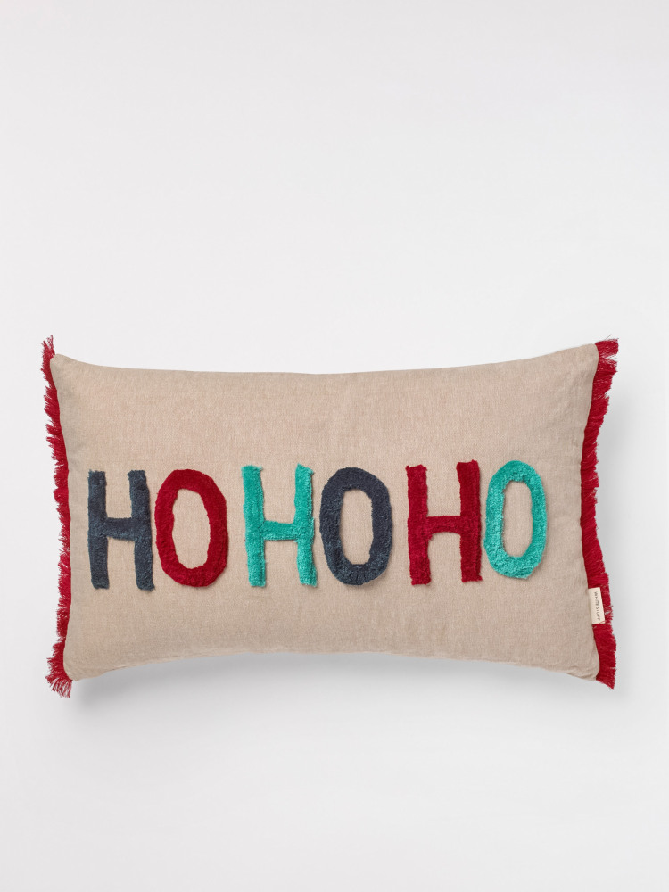 Ho Ho Ho Cushion
