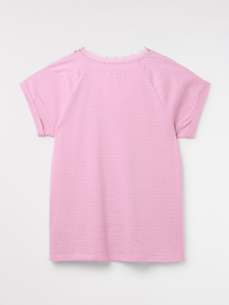 Holly Lace Tee